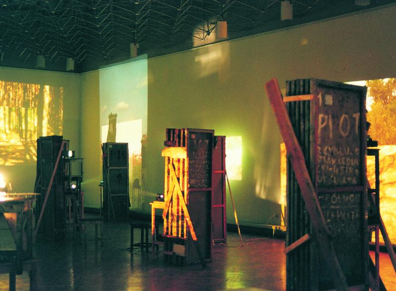 Galeria Arsenal, Poznan, 1994